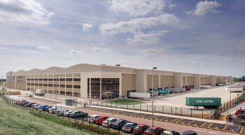 Kingspan Insulated Panel Systems Project PROJECT T UK Image