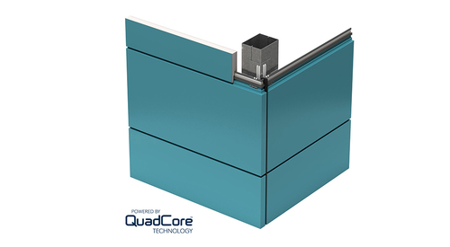 Designwall 4000 QuadCore Fullwrap End