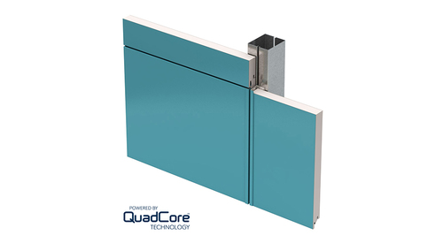 Designwall 4000 QuadCore Vertical Joint