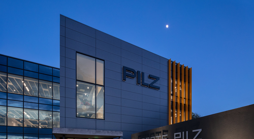 Kingspan Architectural Facades Systems Project - PILZ SOFTWARE DEVELOPMENT CENTRE IE Image