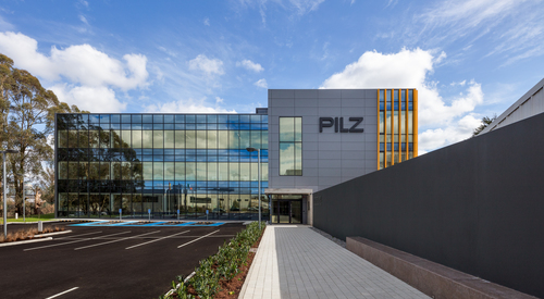 Kingspan Architectural Facades Systems Project - PILZ SOFTWARE DEVELOPMENT CENTRE IE Image 4