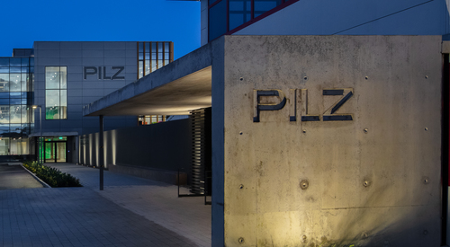 Kingspan Architectural Facades Systems Project - PILZ IE Image
