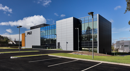 Kingspan Architectural Facades Systems Project - PILZ SOFTWARE DEVELOPMENT CENTRE IE Image 3