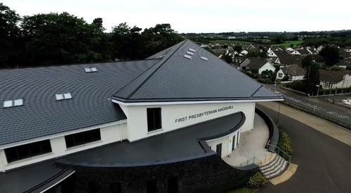 Kingspan Insulated Panel Systems Project FIRST PRESBYTERIAN AHOGHILL CO-ANTRIM UK Image