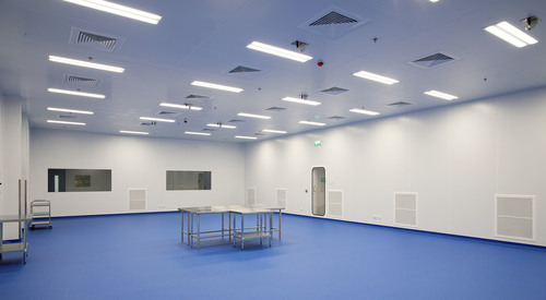 Kingspan Controlled Environments Project - ABEC IE Image