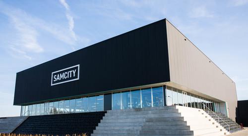 Kingspan Insulated Panel Systems Samcity NL Image
