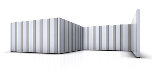 Striped - vertical