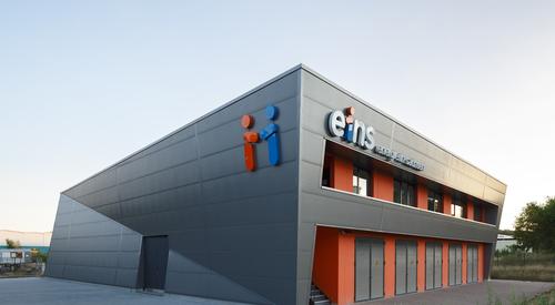 Kingspan Insulated Panel Systems BATTERIESPEICHER CHEMNITZ DE Image