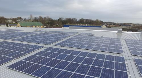 2018_Kingspan_Rooftop Solar PV_Energy_RW_ Trapezoidal_Roof_Lidl_Nenagh_EN_IRL (2)