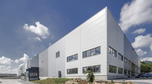 Kingspan Insulated Panel Systems VGP Park Image