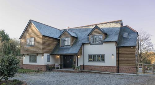 UK Flat Pack Homes   Self-Build Houses   Potton