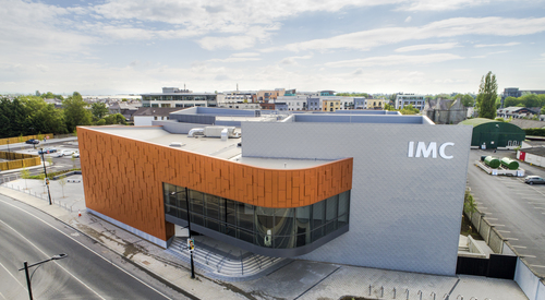 Kingspan Architectural Facades Systems Project - Kilkenny Cinema IE Image