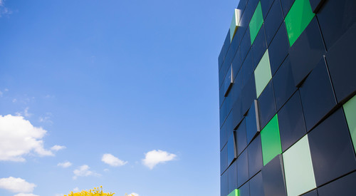 Kingspan Architectural Facades Systems Project - Grote Boel NL Image