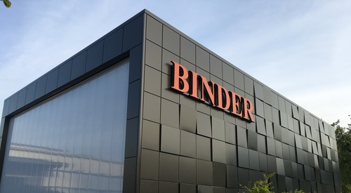 Kingspan Architectural Facades Systems project - BINDER DE Image