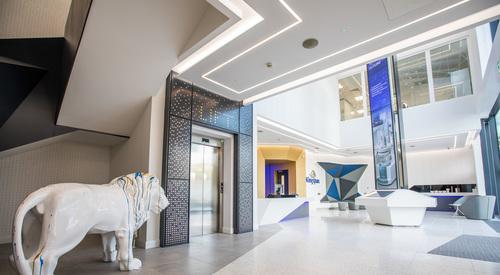 Kingspan IKON Interior Entrance 2