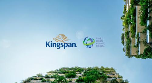 World Green Building Council Kingspan Partnership Hero Image_EN