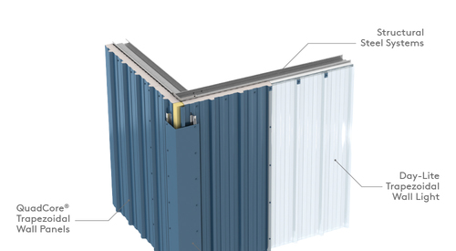 insulated wall panel system