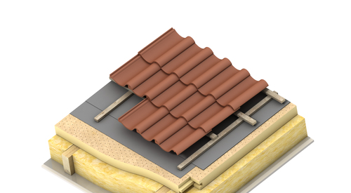 Application Therma TP12 Pitched Roof Board