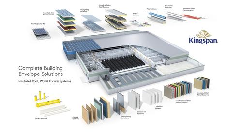Kingspan Insulated Panels Envelope Solution