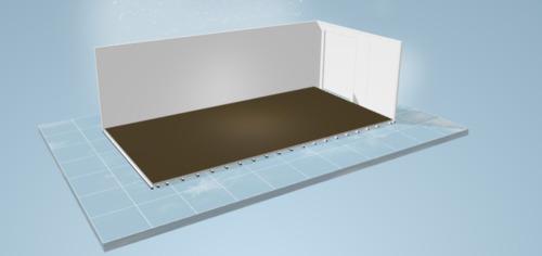 De Kingspan CLEANsafe Decontaminatieunit is beschikbaar in 3 standaard maten of 'on demand' op maat.