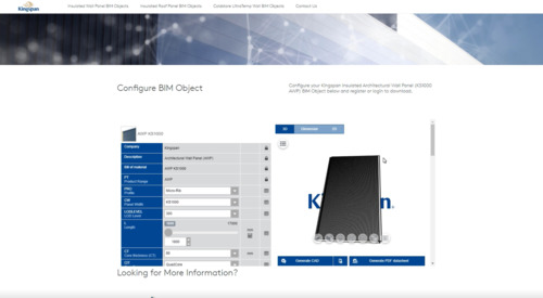 BIM Designer tool