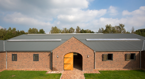 Kingspan Insulated Panel Systems Project De Kienehof Sint Oederode NL Image