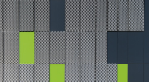 Rainscreen facade, Suspended ventilated facade, Benchmark Kingspan, Benchmark Karrier (Trespa, Mesch, Alucobond)