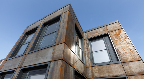 Kingspan Architectural Facades Systems Project - BUHRER WEHLING DE Image