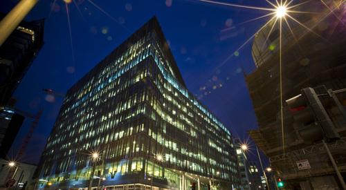 BlueFinBuilding_London_ExteriorNight_CaseStudy_PSA_RMG600_UK
