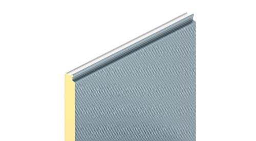 KS1000 AWPflex, minimicro profil, stěnový panel, zateplení fasády, izolační panel