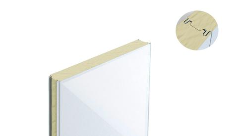 KS1150 TC, KS1150 NC, stěnový panely, fasádní panely, zateplení fasády, izolační panel