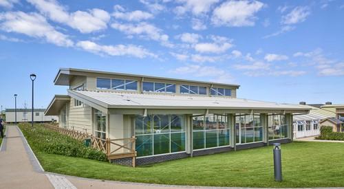 Kingspan Insulated Panel Systems THORNWICK BAY HOLIDAY UK Image
