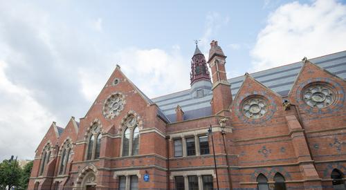 The Lynn Building at Queens University Belfast