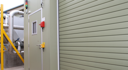 Kingspan Insulated Panel Systems Cold Store LONG CLAWSON DAIRIES UK Image
