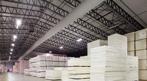 Kingspan sets the standard 4 energy efficiency