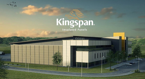 kingspan launches zero energy lighting