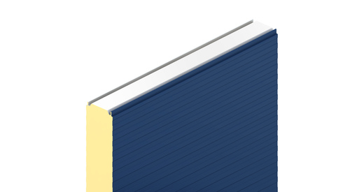 KS1150 NF, KS1150 TF, minibox profil, stěnový panely, fasádní panely, zateplení fasády, izolační panel