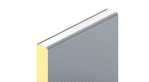 KS1150 NF, KS1150 TF, micro profil, stěnový panely, fasádní panely, zateplení fasády, izolační panel