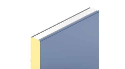 KS1150 NF, KS1150 TF, flat profil, stěnový panely, fasádní panely, zateplení fasády, izolační panel