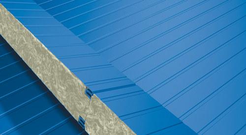 KS1150 FR, stěnový panely, fasádní panely, zateplení fasády, izolační panel