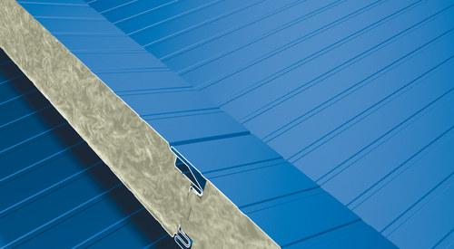 KS1000 FH, stěnový panely, fasádní panely, zateplení fasády, izolační panel