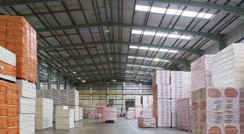 Kingspan Insulated Panel Systems Project - Kingspan Selby UK Image