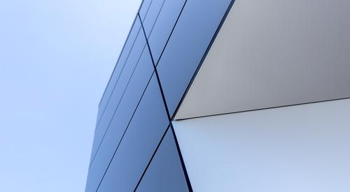 Jaguar Augsburg, BENCHMARK Modular Facade Systems, Designwall Inspiration