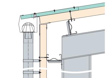 Odvodňovací podokapní systémy