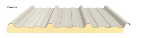 AUS Foilback Profile Roof No Dimensions