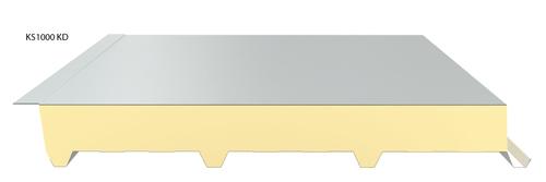 AUS K-Dek Profile Roof No Dimensions