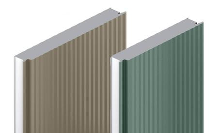 KS1000 AWPflex, stěnový panel, zateplení fasády, izolační panel