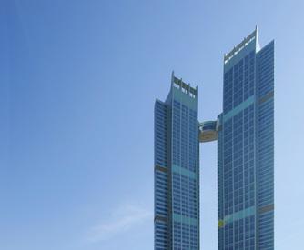 Nation Towers -Abu-Dhabi-Exterior 1-1