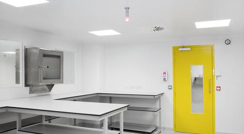 Kingspan Controlled Environments ST JAMES HOSPITAL DUBLIN IE Image