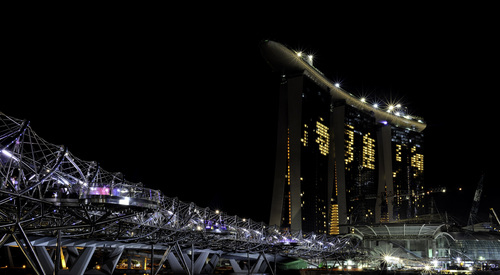 Case Study - Marina Bay Sands 4